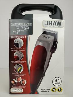 Hair Clippers New Wahl Electric Fade Cut Pro 16pc Set Home H
