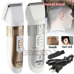 Hair Cutting Kit Beard Clippers Trimmer Professional Tools G