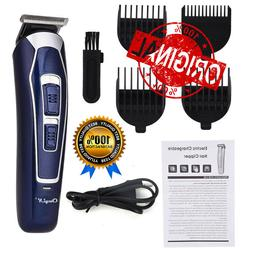 Hair Cutting Kit Machine Clippers Rechargeable Trimmer Groom