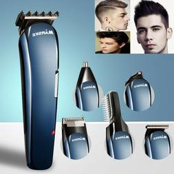 Hair Trimmer Beard Mustache Clippers Nose Ear Electric Razor