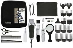 Wahl Clipper Home Barber Clipper Kit with hair clipper, bear
