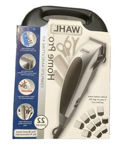 Wahl Home Pro 22 Piece Hair Clippers Set Mens NEW FAST SHIPP