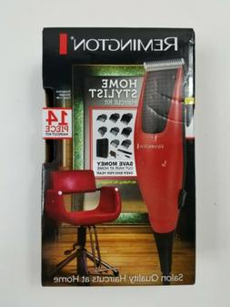 Remington Home Stylist Haircut Kit Mens Hair Care Clippers 1