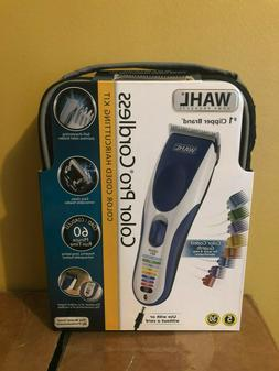 IN HAND Wahl Color Pro Cordless Rechargeable Hair Clipper &