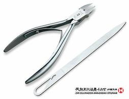 MARUTO  Cleaner Nail Pro II Nail Clippers NP-1020 Silver Sta