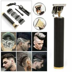 Kemei Electric Pro T-outliner Cordless Trimmer Wireless Hair