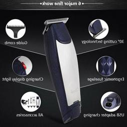 KEMEI Professional Hair Clipper Trimmer Child Baby Men Elect