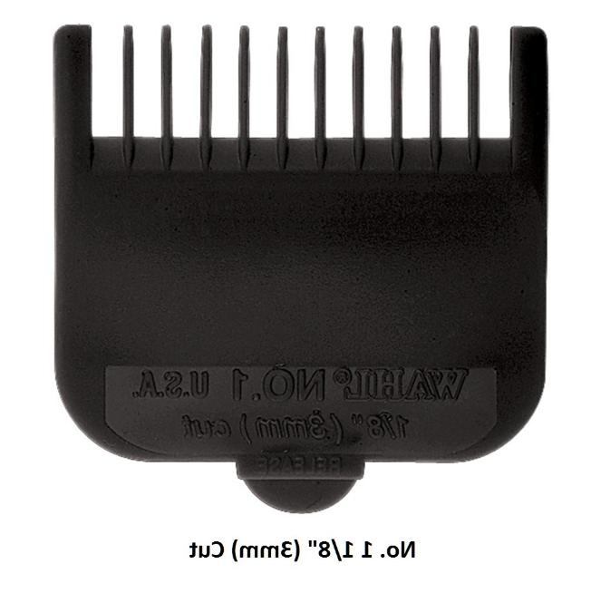 10Pcks Hair Trimmer Attachments Comb And Cut