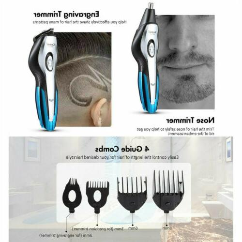11In1 Clipper Trimmer Beard Rechargeable