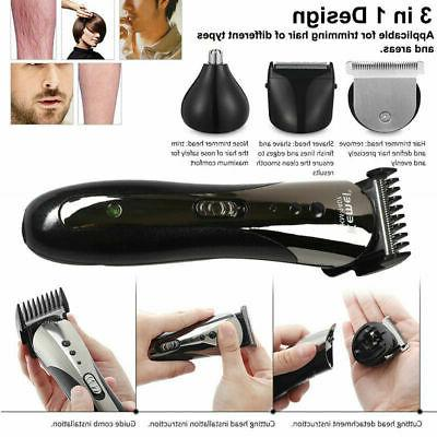 Kemei 1407 Clippers Kit Cutting Barber