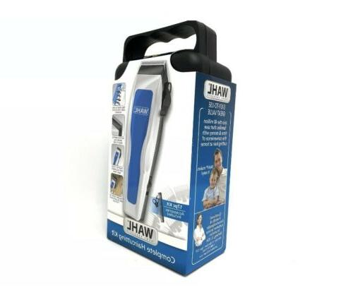 WAHL 17 Piece Complete Clippers Barber