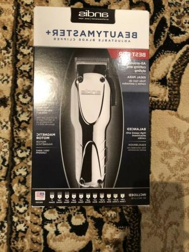 66360 beauty master plus clipper