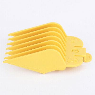 8 Pcs Hair Guide Accessories Random Color
