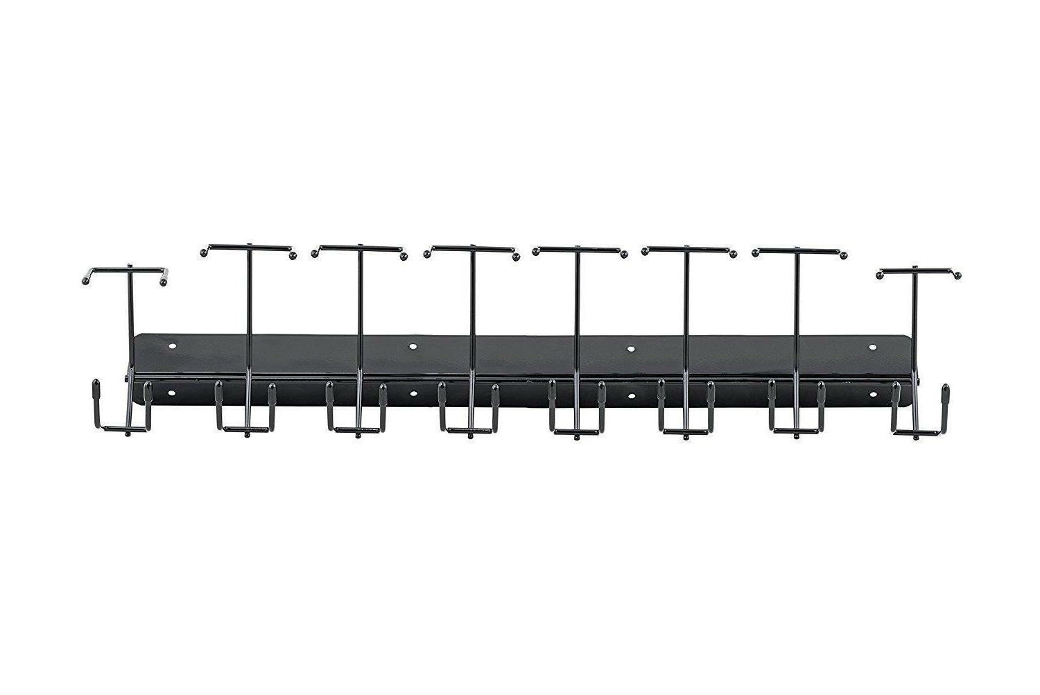8 slot barber buddy clipper rack trimmers