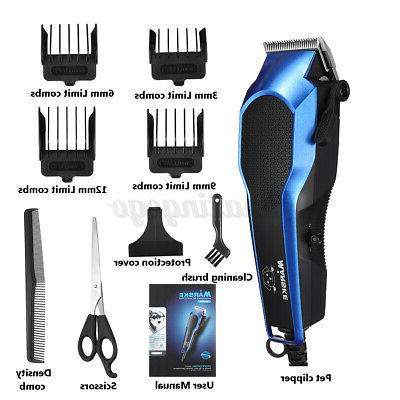 9 1 Dog Cat Grooming Kit Hair Quiet Shaver