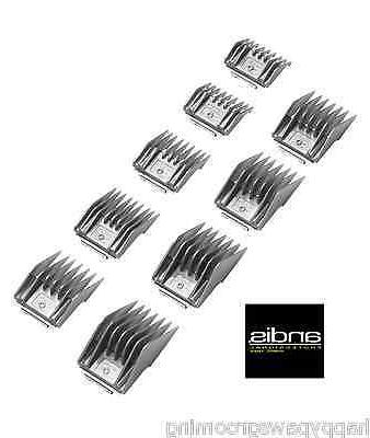 ANDIS Barber HAIR STYLIST ATTACHMENT Guide COMB SET*Fit Most