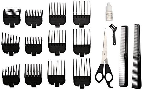 Andis Easy 20-Piece Haircutting