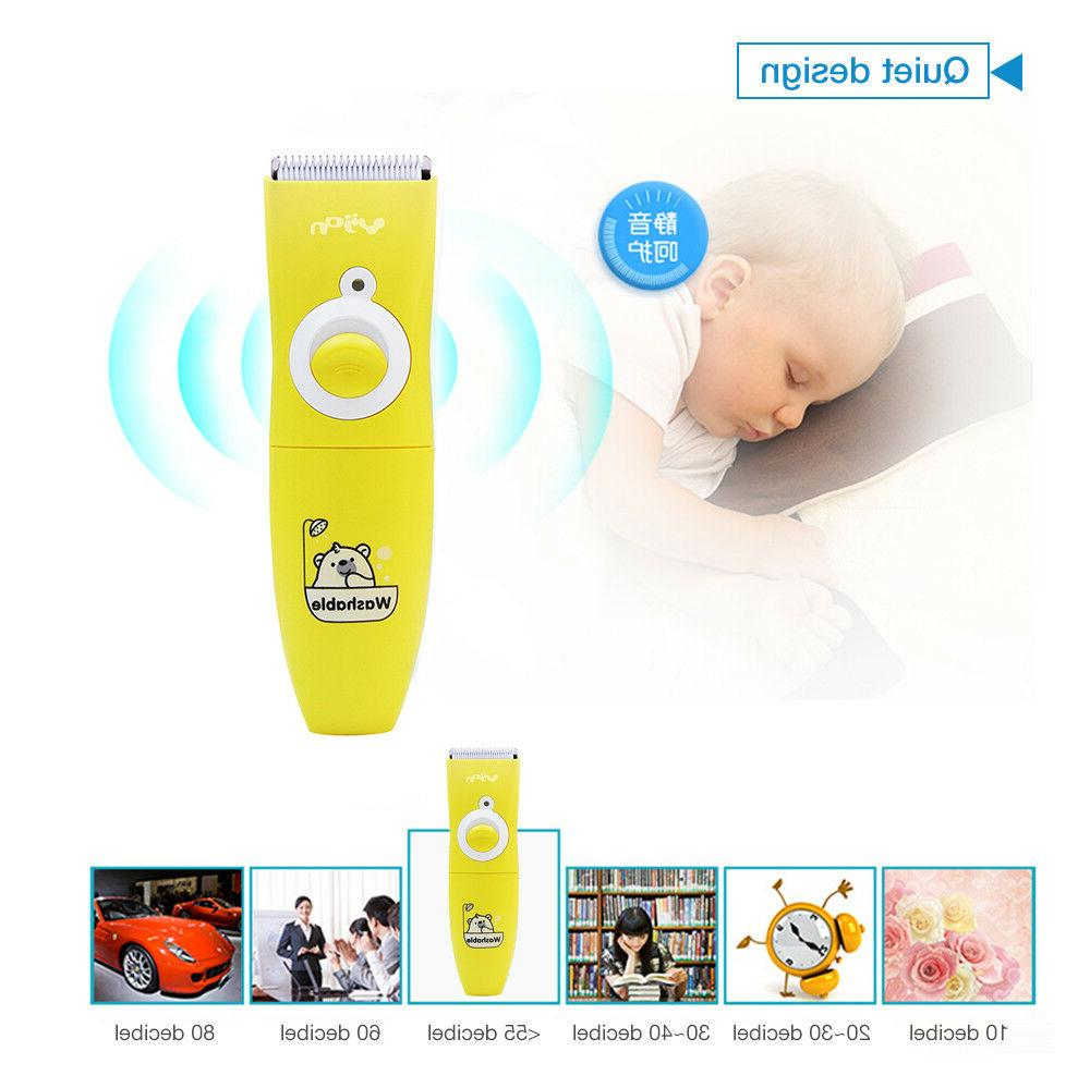 Baby Electric Waterproof Trimmer Accessories