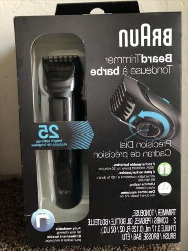 man's beard styles electric Professional trimmer Shaver Groo