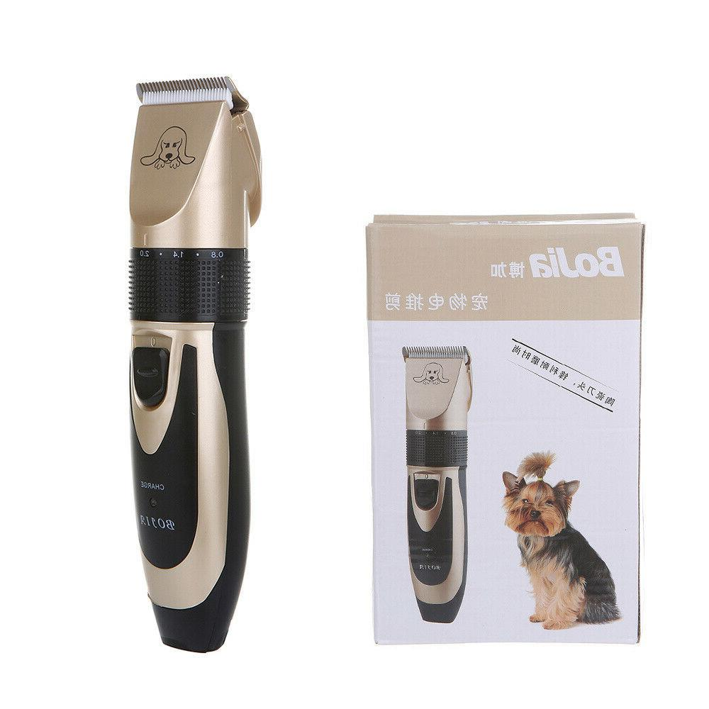 For Animal Hair Grooming Electric