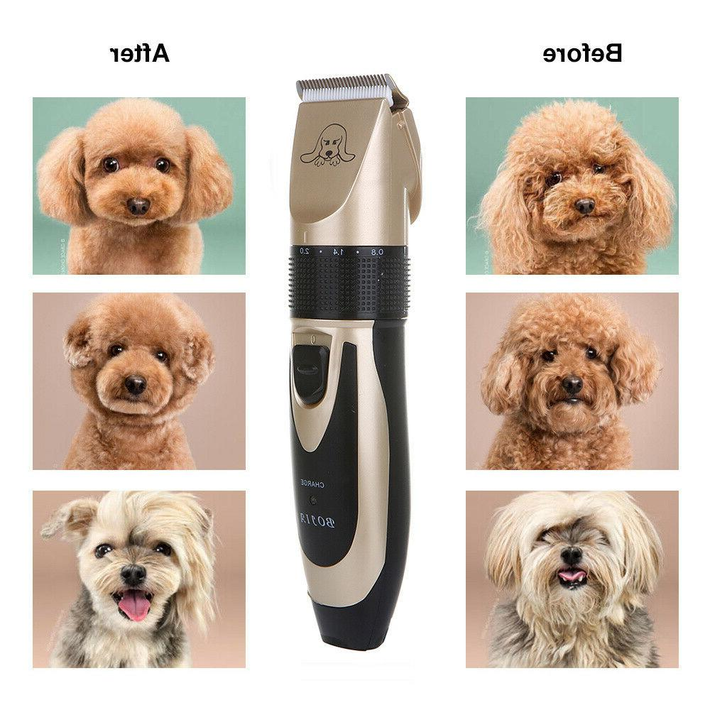 For Animal Grooming Electric Trimmer Clippers