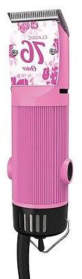 Oster Classic 76 Hair Clipper Professional Pro Salon Pink Fl