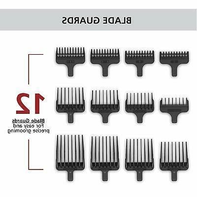 NEW Wahl Clippers Beard Mustache Professional Barber T