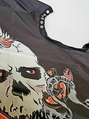 Wahl Limited 3D Skull Cape, Beard & Accessories