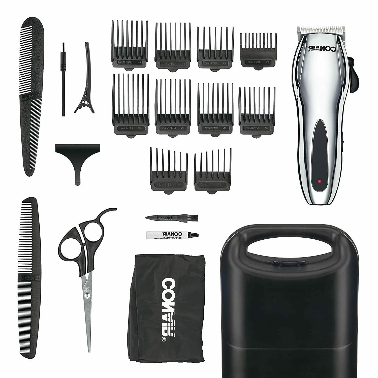 Conair Hair Clippers Attachments  Hairclippers