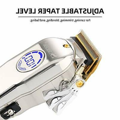 Cordless Electric Beard Clippers