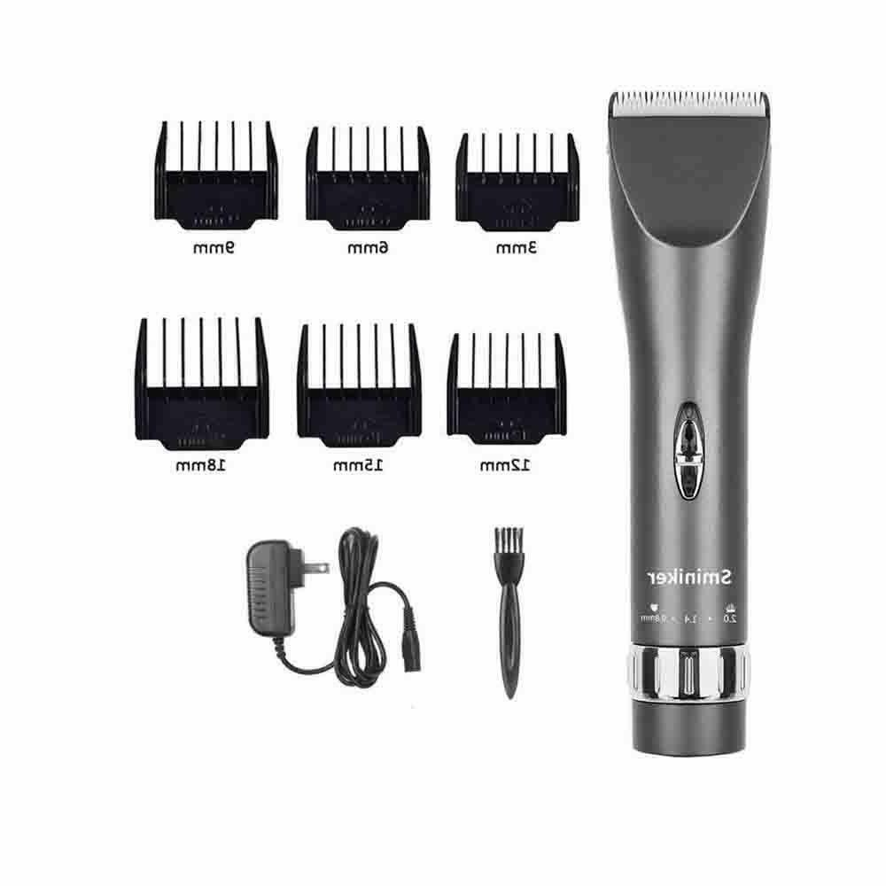 cordless haircut kit rechargeable hair