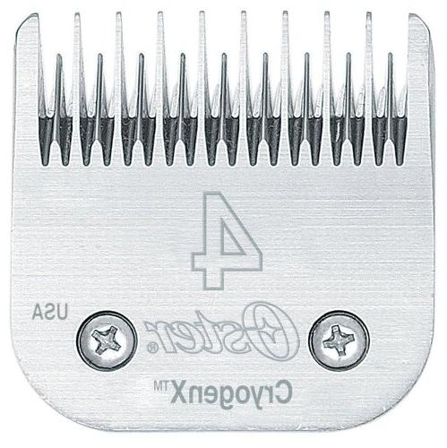 Clipper Blade, Tooth, Size