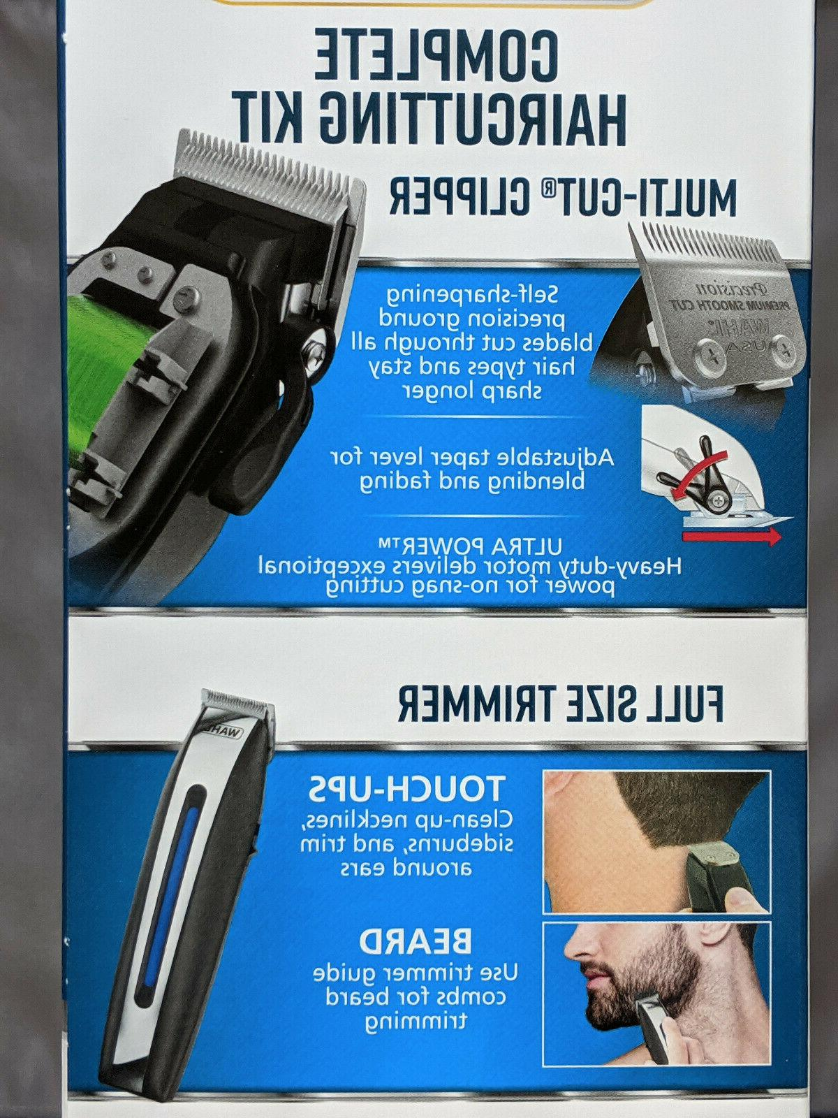 Wahl Cutting Kit 29 Piece Clipper Trimmer