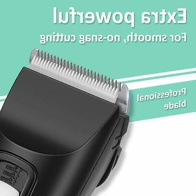 Bousnic Dog Clippers 2-Speed Cordless Clippers New