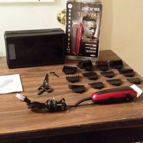 easy cut clipper cuts all types of