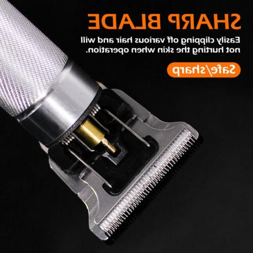 KEMEI Cordless Trimmer Clippers Set