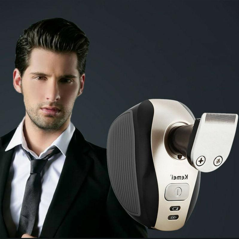 Electric Hair Clippers Cutter Barber US