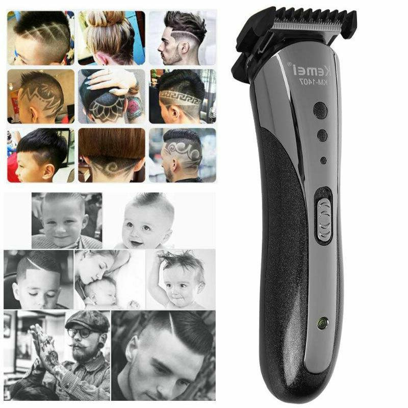 Professional Kit Hair Cutting Machine Barber Salon Men