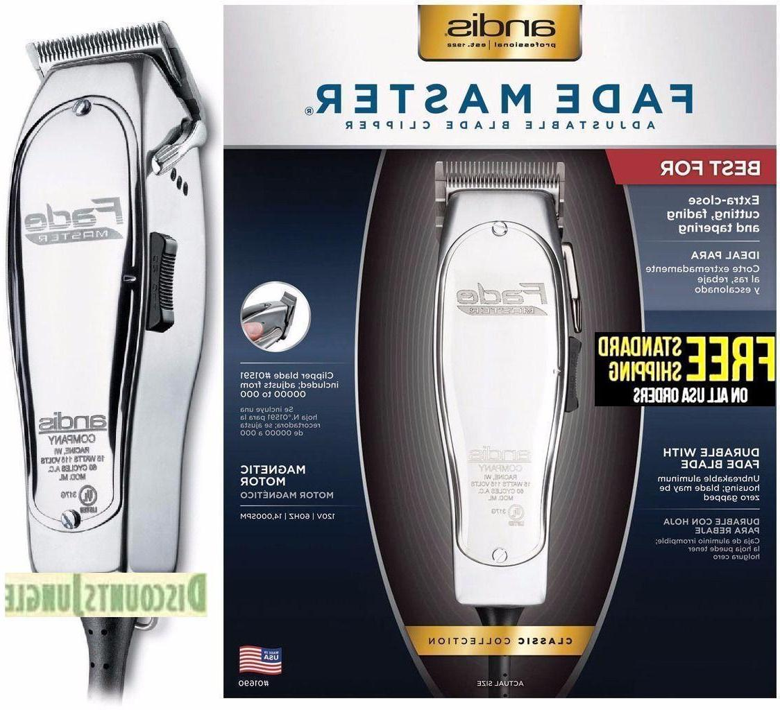 Andis Fade Master Blade Professional Barber Hair ML