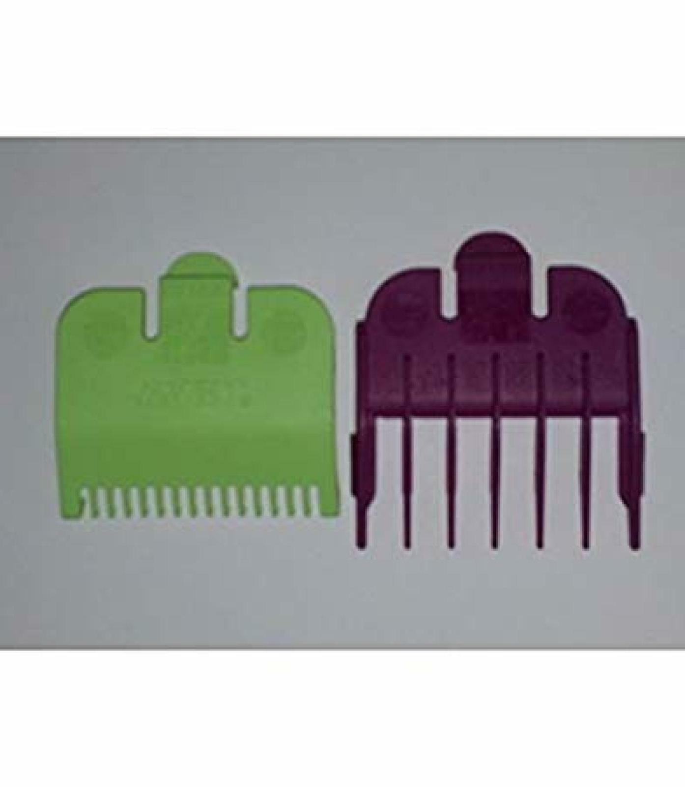 Hair Clipper Attachment Guard Comb Combo Pack 0.5/1.5mm and