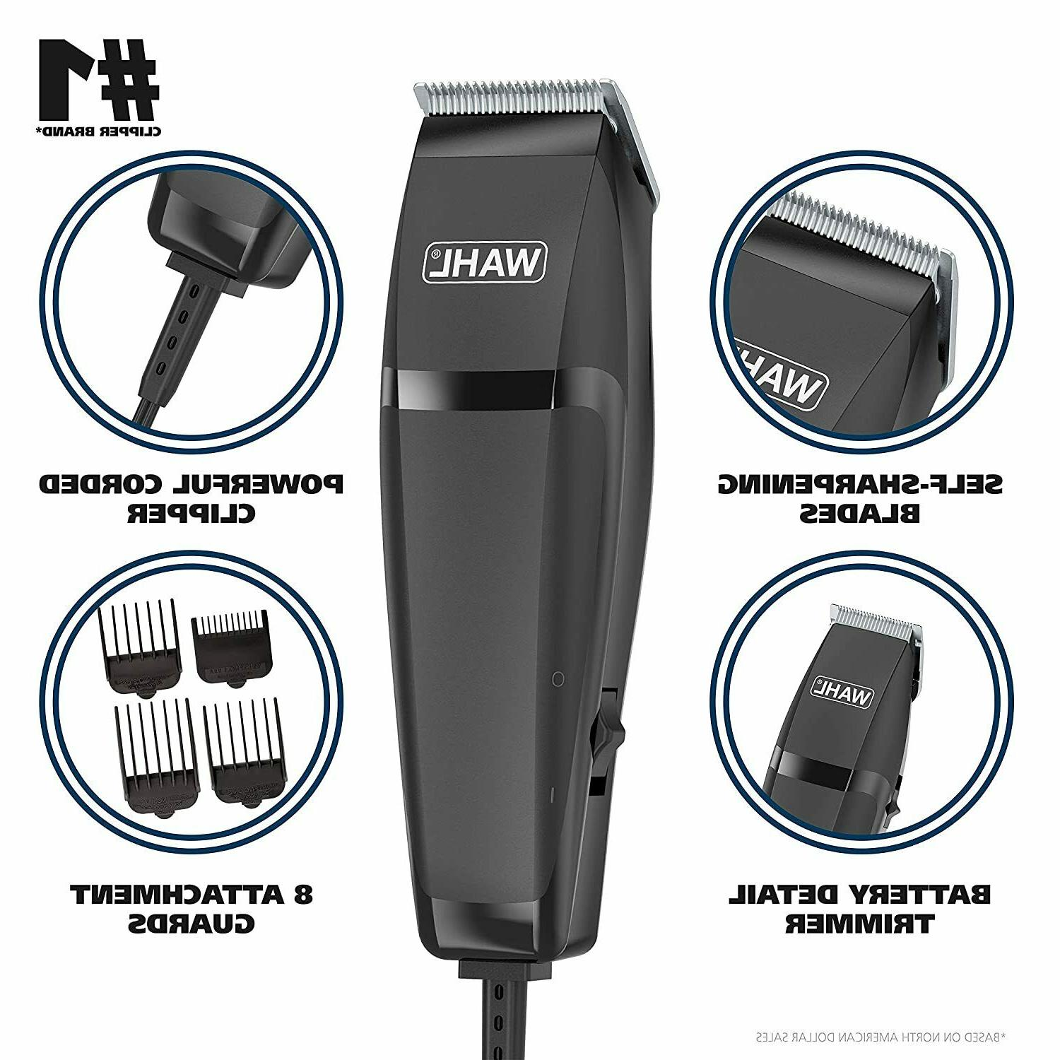 Wahl Hair Trimmer Pro kit clippers case