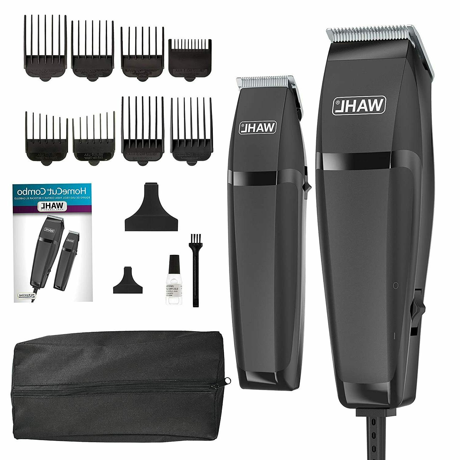 hair clipper and trimmer pro 14 piece