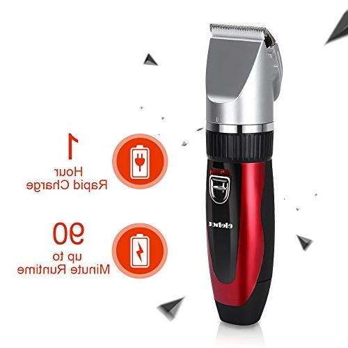 Hair Clipper Kit for Rechargeable,2 Replaceable Blade-Elehot