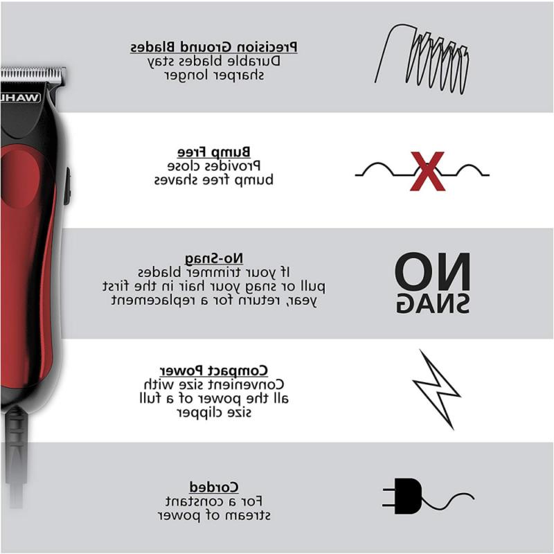 Wahl Hair Shaver T