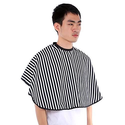 Soft Gown Vertical Stripes