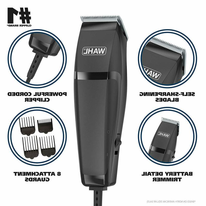 Wahl Kit Clippers Machine Trimmer Set