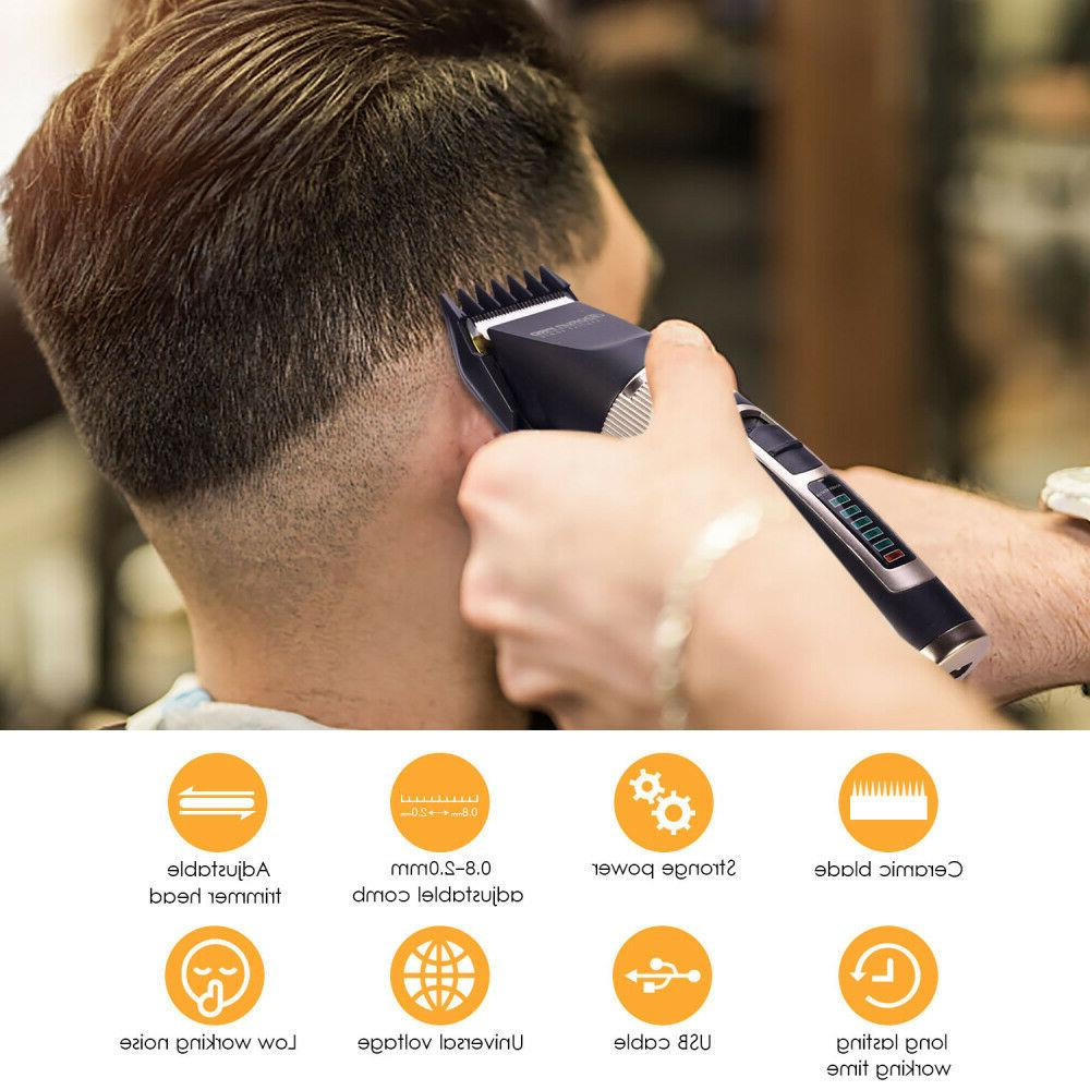 Hair Clippers Professional Grooming
