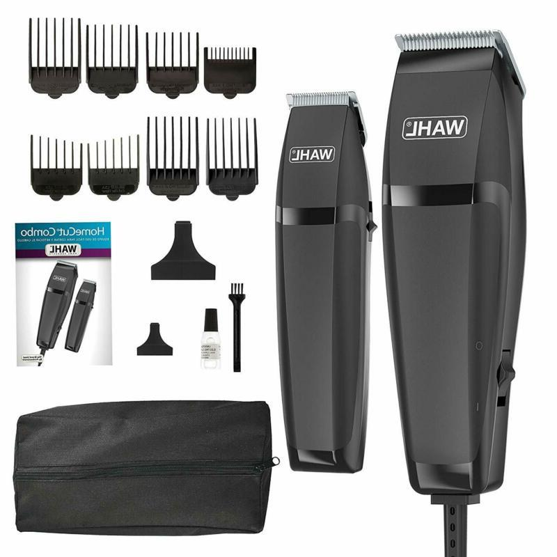 wahl combo pro styling kit hair clippers