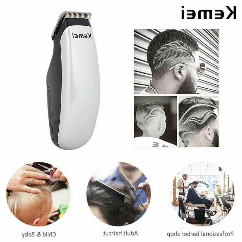 Hair Clipper KEMEI T Outliner Professional Trimmer Ultra Clo