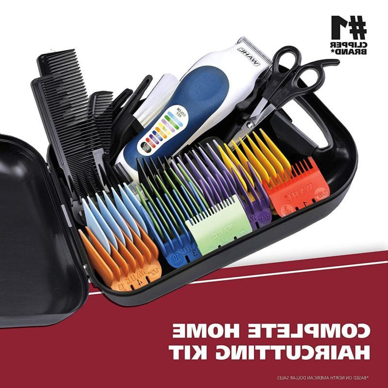 Wahl Hair with Cut Tools